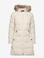 Lauren Ralph Lauren - Quilted Down Jacket - dunkåper - moda cream - 1