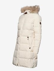 Lauren Ralph Lauren - Quilted Down Jacket - dunkåper - moda cream - 4