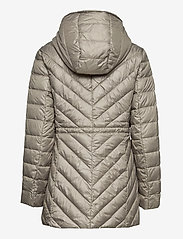 Lauren Ralph Lauren - Packable Down Anorak Coat - dynefrakke - cork - 2