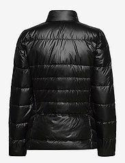 Lauren Ralph Lauren - Down Moto Jacket - doudounes - black - 2