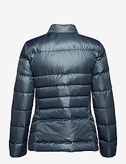 Lauren Ralph Lauren - Down Moto Jacket - doudounes - slate blue - 2
