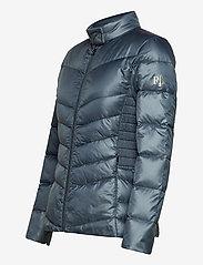 Lauren Ralph Lauren - Down Moto Jacket - doudounes - slate blue - 3