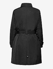 Lauren Ralph Lauren - 2-in-1 Vest and Coat - trenchcoats - black - 2