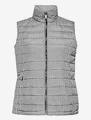 Lauren Ralph Lauren - 2-in-1 Vest and Coat - trenchcoats - black - 3