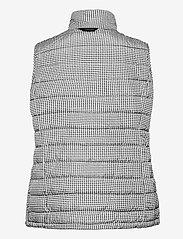 Lauren Ralph Lauren - 2-in-1 Vest and Coat - trenchcoats - black - 4