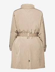 Lauren Ralph Lauren - 2-in-1 Vest and Coat - trenchcoats - taupe - 1