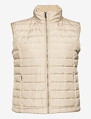 Lauren Ralph Lauren - 2-in-1 Vest and Coat - trenchcoats - taupe - 2