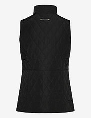 Lauren Ralph Lauren - Quilted Crest Vest - puffer vests - black - 2