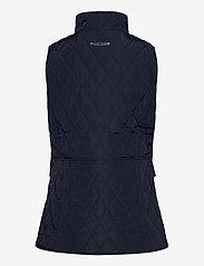 Lauren Ralph Lauren - Quilted Crest Vest - puffer vests - dark navy - 2