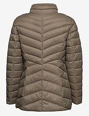 Lauren Ralph Lauren - Packable Quilted Down Jacket - forede jakker - taupe - 3