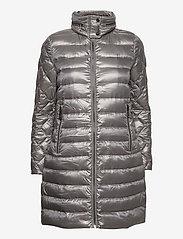 Lauren Ralph Lauren - Packable Quilted Down Coat - dynefrakke - silver - 2