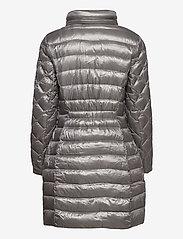 Lauren Ralph Lauren - Packable Quilted Down Coat - dynefrakke - silver - 3