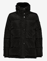 Lauren Ralph Lauren - Boxy Down Jacket - forede jakker - black - 2