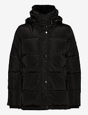 Lauren Ralph Lauren - Boxy Down Jacket - forede jakker - black - 3