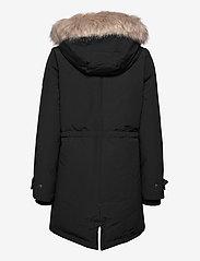 Lauren Ralph Lauren - Hooded Parka Coat - parkacoats - black - 4