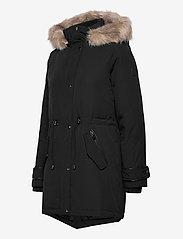 Lauren Ralph Lauren - Hooded Parka Coat - parkacoats - black - 5