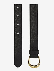 Lauren Ralph Lauren - Leather Belt - riemen - black - 1