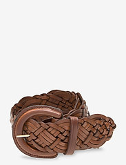 Lauren Ralph Lauren - Braided Leather Belt - riemen - cuoio - 0