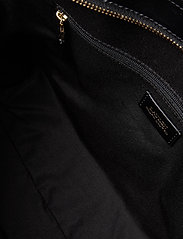 Lauren Ralph Lauren - Saffiano Leather Medium Tote - fashion shoppers - black - 6