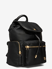 Lauren Ralph Lauren - Nylon Keely Small Backpack - rygsække - black - 2