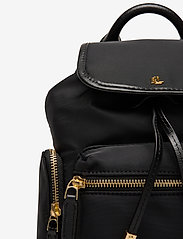 Lauren Ralph Lauren - Nylon Keely Small Backpack - rygsække - black - 3