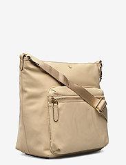 Lauren Ralph Lauren - Nylon Medium Parson Bag - skuldertasker - birch tan - 2