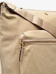 Lauren Ralph Lauren - Nylon Medium Parson Bag - skuldertasker - birch tan - 3