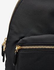 Lauren Ralph Lauren - Nylon Medium Clarkson Backpack - rygsække - black - 3