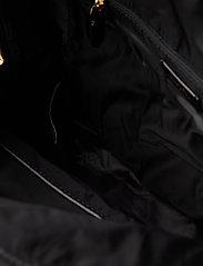 Lauren Ralph Lauren - Nylon Medium Clarkson Backpack - rygsække - black - 4