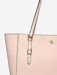 Lauren Ralph Lauren - Leather Medium Shopper - shoppere - ballet pink - 3