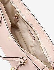 Lauren Ralph Lauren - Leather Medium Shopper - shoppere - ballet pink - 5