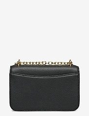 Lauren Ralph Lauren - Small Leather Madison Crossbody Bag - crossbody bags - black - 1