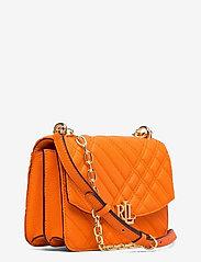 Lauren Ralph Lauren - Plaid Quilted Madison Crossbody Bag - crossbody bags - nautical orange - 2