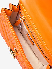Lauren Ralph Lauren - Plaid Quilted Madison Crossbody Bag - crossbody bags - nautical orange - 4
