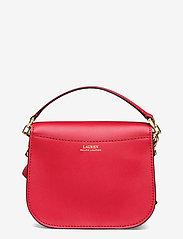 Lauren Ralph Lauren - SUPER SMOOTH LEATHR-ADDIE 19-CXB-SM - crossbody bags - candy red - 1