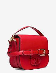 Lauren Ralph Lauren - SUPER SMOOTH LEATHR-ADDIE 19-CXB-SM - crossbody bags - candy red - 2