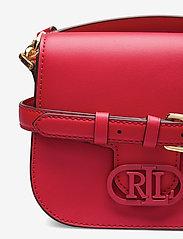 Lauren Ralph Lauren - SUPER SMOOTH LEATHR-ADDIE 19-CXB-SM - crossbody bags - candy red - 3
