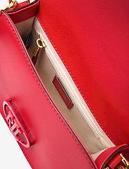 Lauren Ralph Lauren - SUPER SMOOTH LEATHR-ADDIE 19-CXB-SM - crossbody bags - candy red - 4
