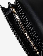 Lauren Ralph Lauren - Vegan Leather Continental Wallet - punge - black - 4