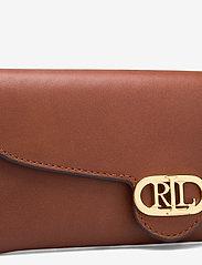 Lauren Ralph Lauren - Vegan Leather Continental Wallet - punge - lauren tan - 3