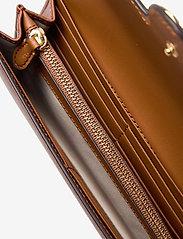 Lauren Ralph Lauren - Vegan Leather Continental Wallet - punge - lauren tan - 4