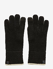 Lauren Ralph Lauren - RB TOUCH GLV-GLOVE - hanskat - black/cream - 0