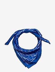"Lauren Ralph Lauren - SILK-22"" X 22"" AMELIA - tørklæder - blue glacier - 0"