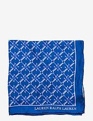 "Lauren Ralph Lauren - SILK-22"" X 22"" AMELIA - tørklæder - blue glacier - 2"