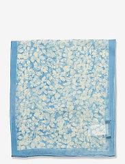 Lauren Ralph Lauren - Janelle Silk Chiffon Scarf - tynde tørklæder - dust blue - 1