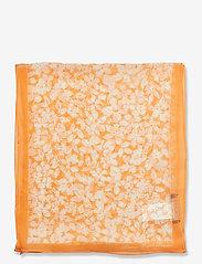 Lauren Ralph Lauren - Janelle Silk Chiffon Scarf - tynde tørklæder - shell - 1