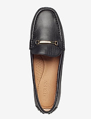 Lauren Ralph Lauren - Briony Leather Driver - loafers - black - 3
