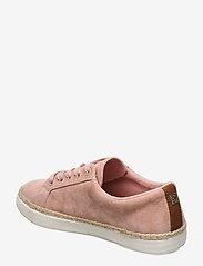Lauren Ralph Lauren - Jaycee Suede Sneaker - sneakersy niskie - ballet slipper - 2