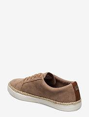 Lauren Ralph Lauren - Jaycee Suede Sneaker - sneakers med lav ankel - khaki - 2
