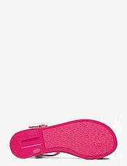 Lauren Ralph Lauren - Ashtyn Sandal - flade sandaler - bright pink - 4